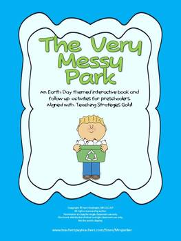 Earth Day Preschool Unit--Story and Language/Literacy Activities