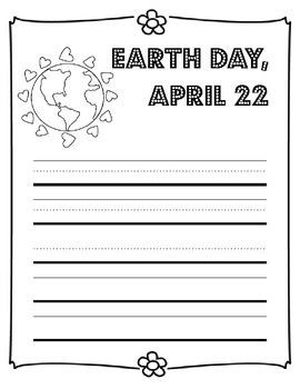 Earth Day Presto You're Done FREEBIE