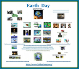 Earth Day Prezi - Kindergarten, 1st Grade, 2nd Grade Smartboard Activities