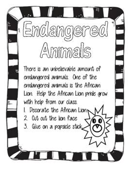 Earth Day Primary Grades Unit