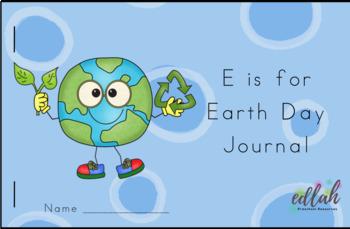 Earth Day Printable Journal - BUNDLE
