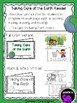 Earth Day Printable Reader: Taking Care of the Earth