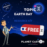 Earth Day Kit   FREE   Packed Full of Complimentary Activities   Grades 2-6