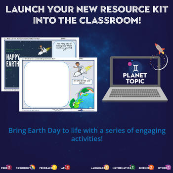 Earth Day Kit | FREE | Packed Full of Complimentary Activities | Grades 2-6