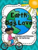 Earth Day Activities and Craft