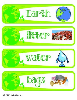 Earth Day Printables and Activities