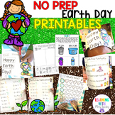 Earth Day Printables - no prep