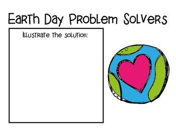 Earth Day Problem Solvers