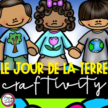 French Earth Day Craft