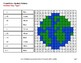 Earth Day: Proportions - Color-By-Number Mystery Pictures