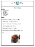 Earth Day Pudding Dirt Cup Recipe