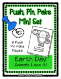 Earth Day - Push Pin Poke No Prep Printables - 6 Pictures