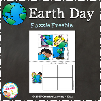 Earth Day Puzzle