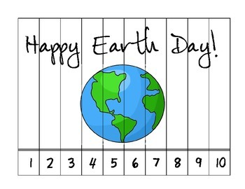 Earth Day Puzzles 1-20