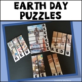 Earth Day Puzzles-Reduce, Reuse, Recycle