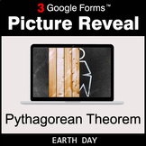 Earth Day: Pythagorean Theorem - Google Forms Math Game  