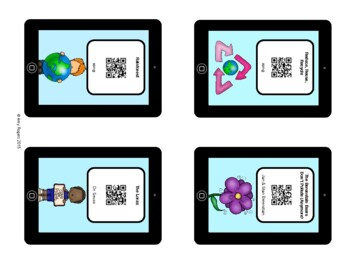 Earth Day QR Codes