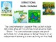Earth Day QR Codes with Comprehension Sheets