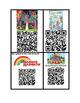 Earth Day QR code books