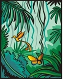 Earth Day:  Rainforest Posters