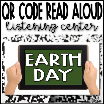 Earth Day QR Code Listening Center