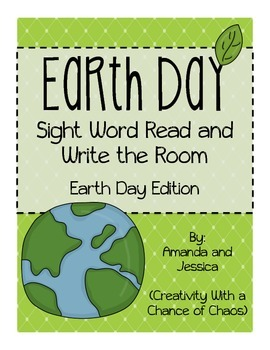 Earth Day: Read and Write the Room