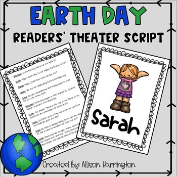 Earth Day Readers' Theater