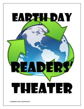 Earth Day Readers' Theater Script