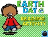 Earth Day Reading Activity