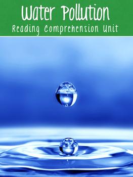 *BTSBONUS* Water Pollution Reading & Writing Unit