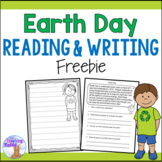 Earth Day Reading Comprehension