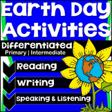 Earth Day Reading Comprehension; Posters; I Have, Who Has Game