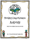 Earth Day Reading Comprehension and Editing Activity