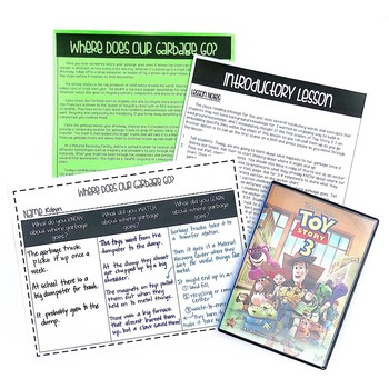 Earth Day Reading Mini-Unit {Earth Day Mentor Sentence and Close Reading}