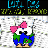 Earth Day Proofreading & Writing