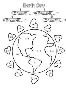 Earth Day Reading and Writing Packet K-2