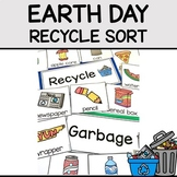 Recycle Sort (Recycle vs Garbage) for Earth Day