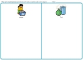 Earth Day Recycle or Trash:  Worksheets, Morning Bell Work