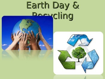 Earth Day & Recycling