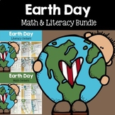 Earth Day Math and Literacy Bundle