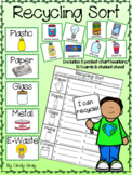 Earth Day Recycling Sort