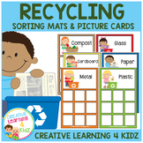 Recycling Sorting Mats Earth Day
