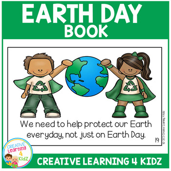 Earth Day Book Recycling