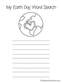 Earth Day: Recycling Words Hunt