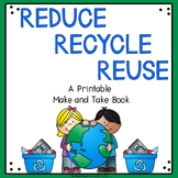 Earth Day Reduce, Recycle, and Reuse