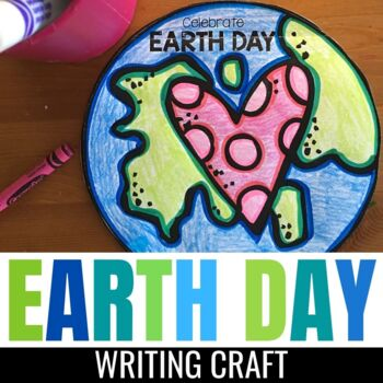 Celebrate Earth Day Writing Craft - Reduce, Reuse, & Recycle Natural Resources