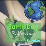Earth Day Reflection {Free}