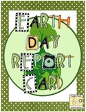 Earth Day Report Card