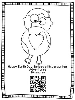 Earth Day Research with QR Codes
