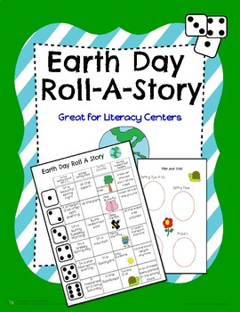 Earth Day Roll-A-Story